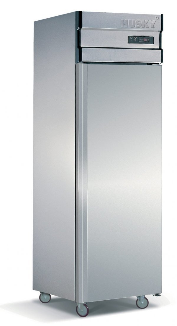 17: Single door Stainless Steel upright Freezer 450 Ltr