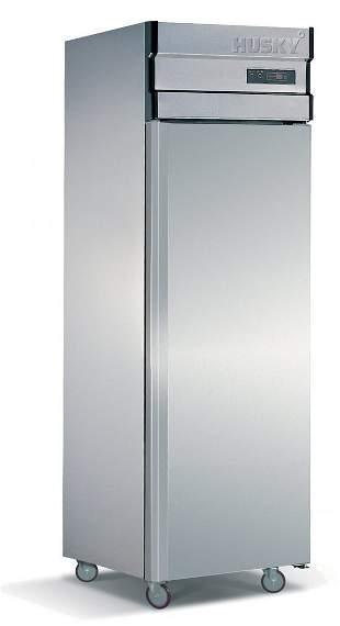 Single door Stainless Steel upright Freezer 450 Ltr