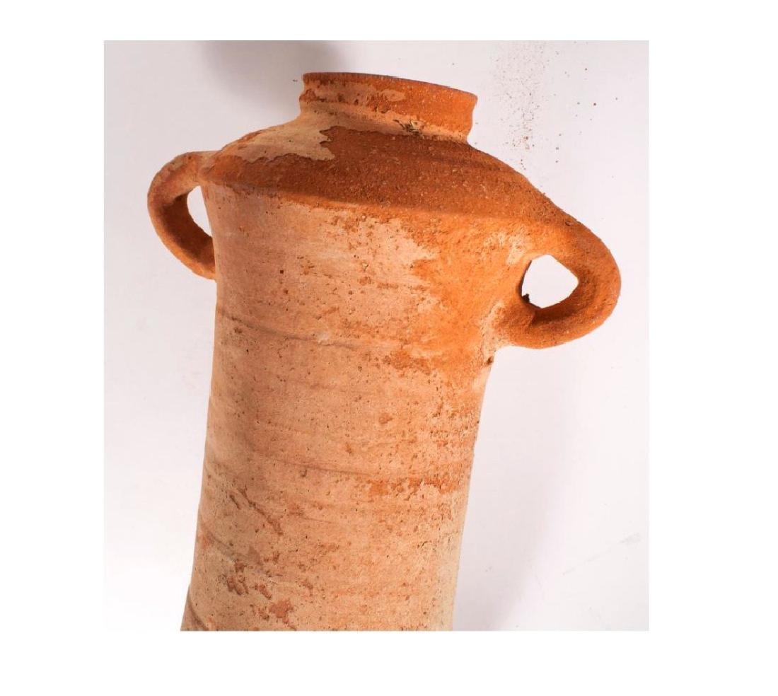 ANCIENT ROMAN TRANSPORT WINE AMPHORA - 2