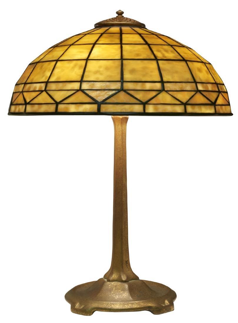 Tiffany Studios Colonial table lamp