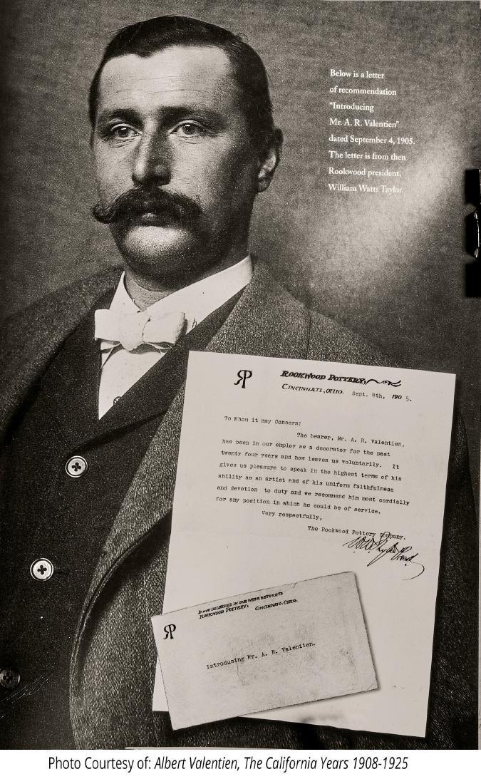 Albert R. Valentien gouache - 4