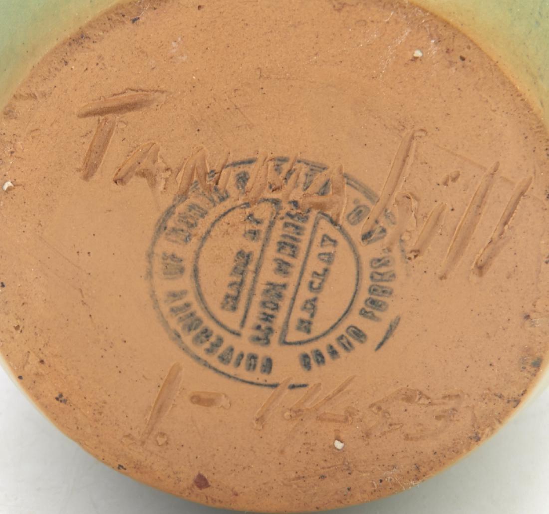 University of North Dakota Pottery vase - 2