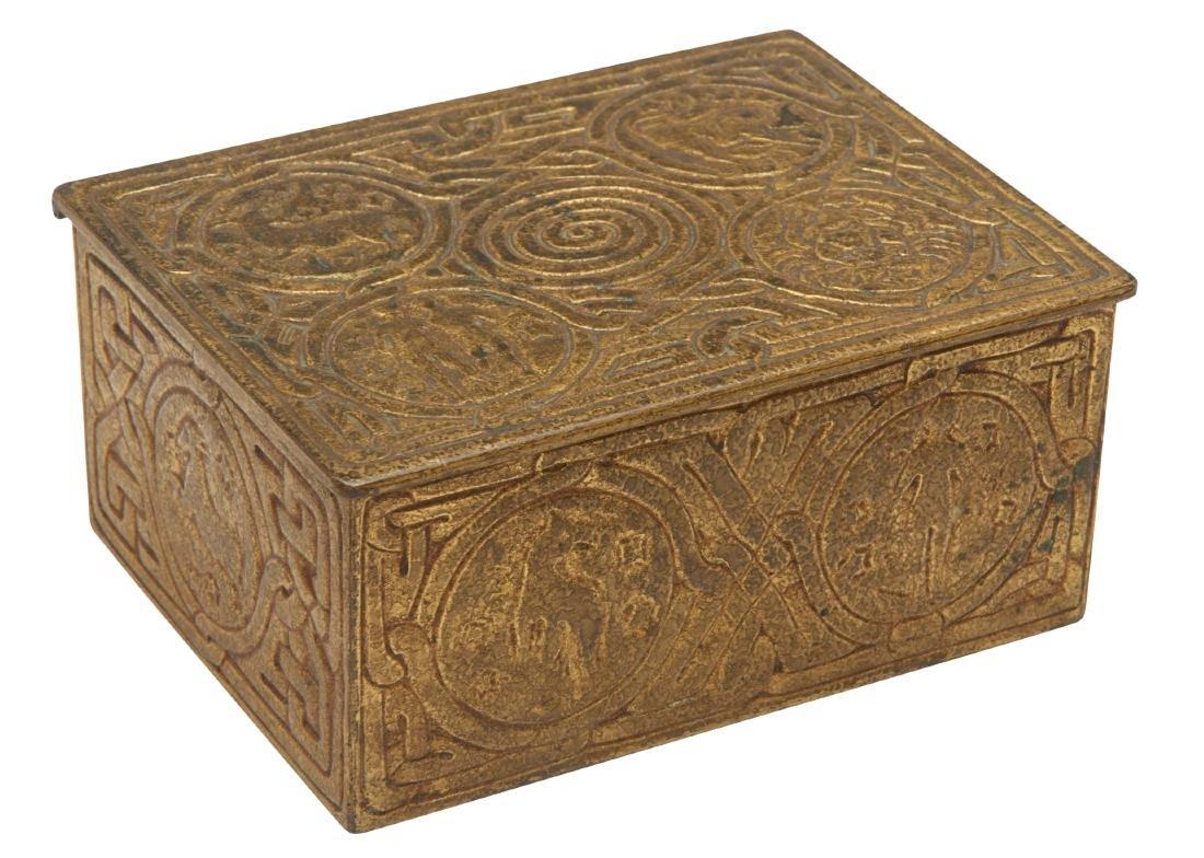 Tiffany Studios box