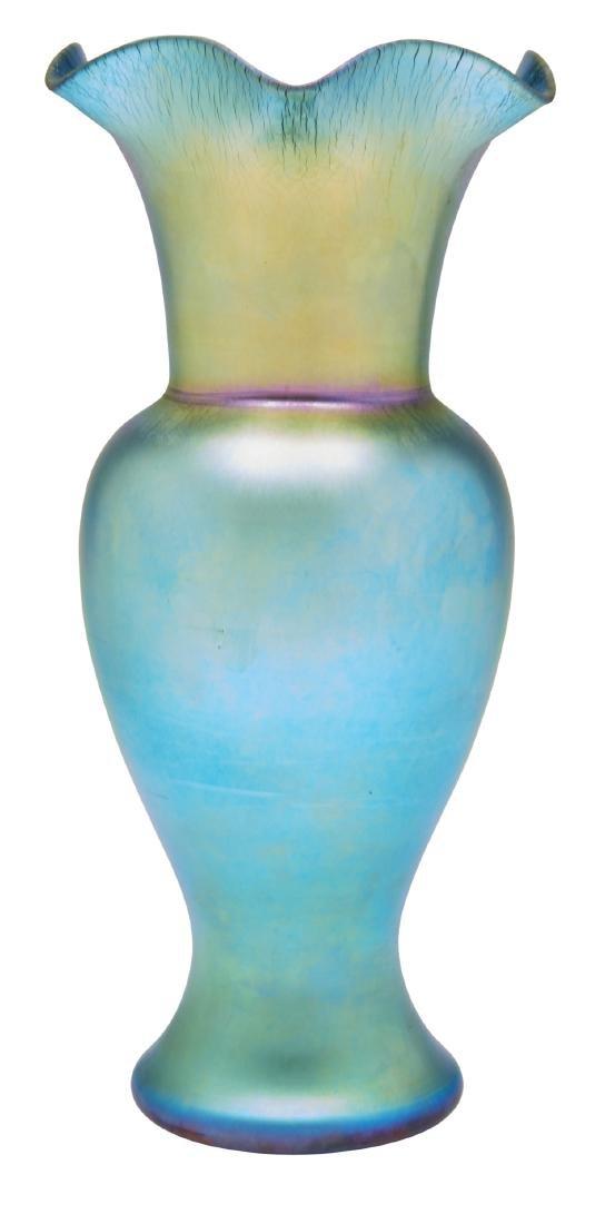 Frederick Carder for Steuben vase - 2