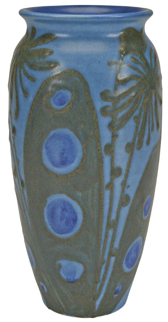 Elizabeth Barrett for Rookwood Pottery vase - 2