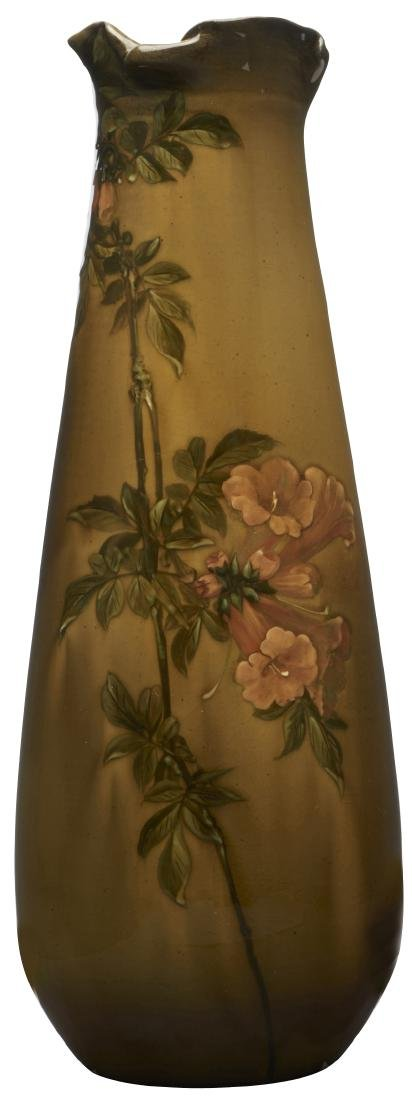 Matthew Daly for Rookwood Pottery vase