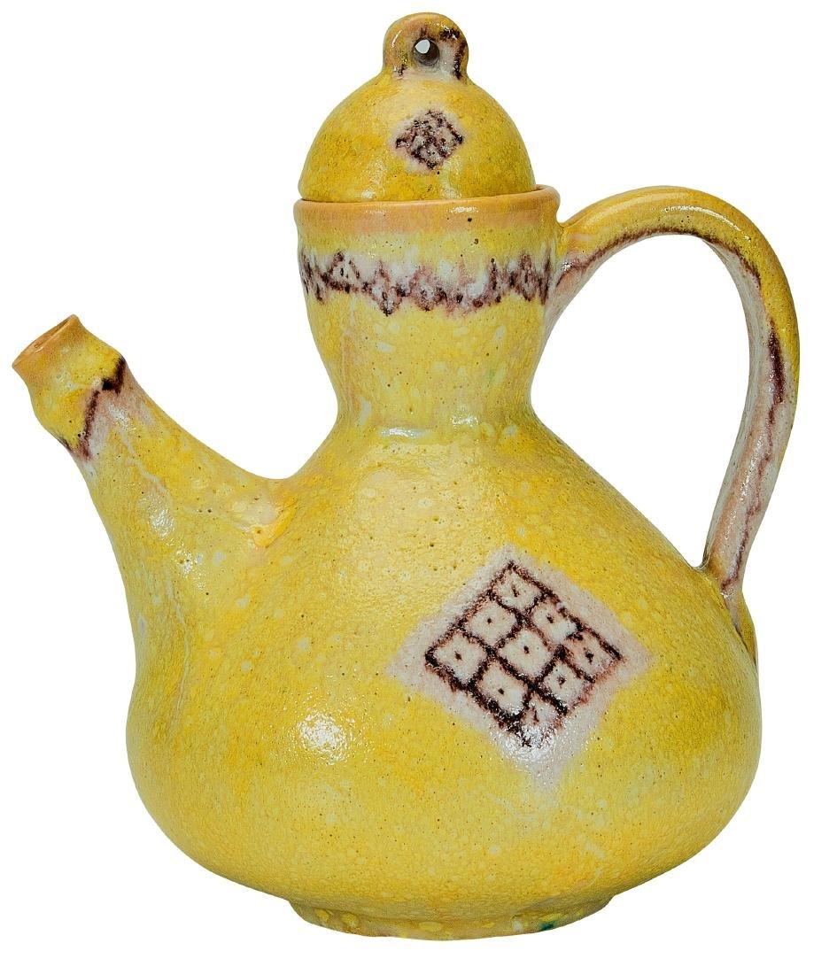 Guido Gambone teapot - 2