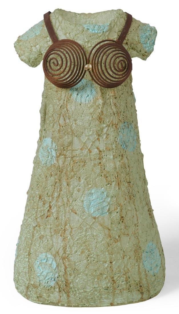 Kathleen Holmes sculpture
