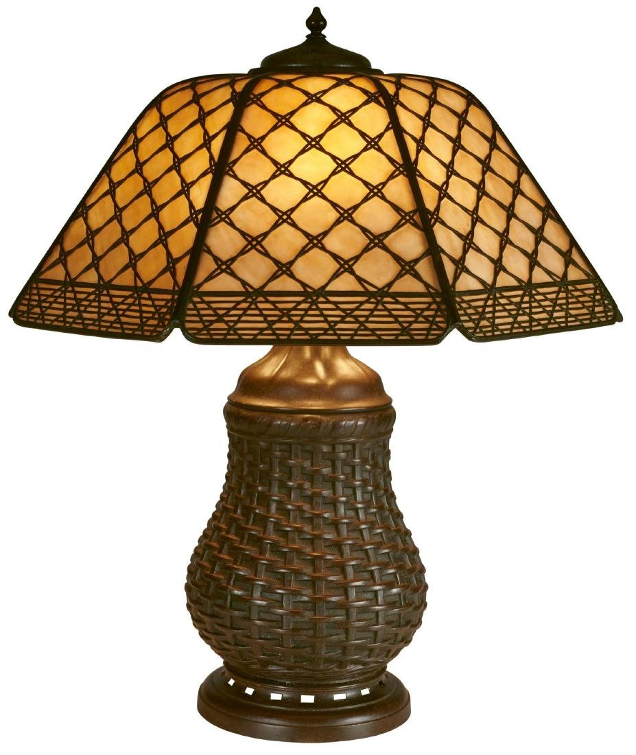 Handel Lamp Company table lamp