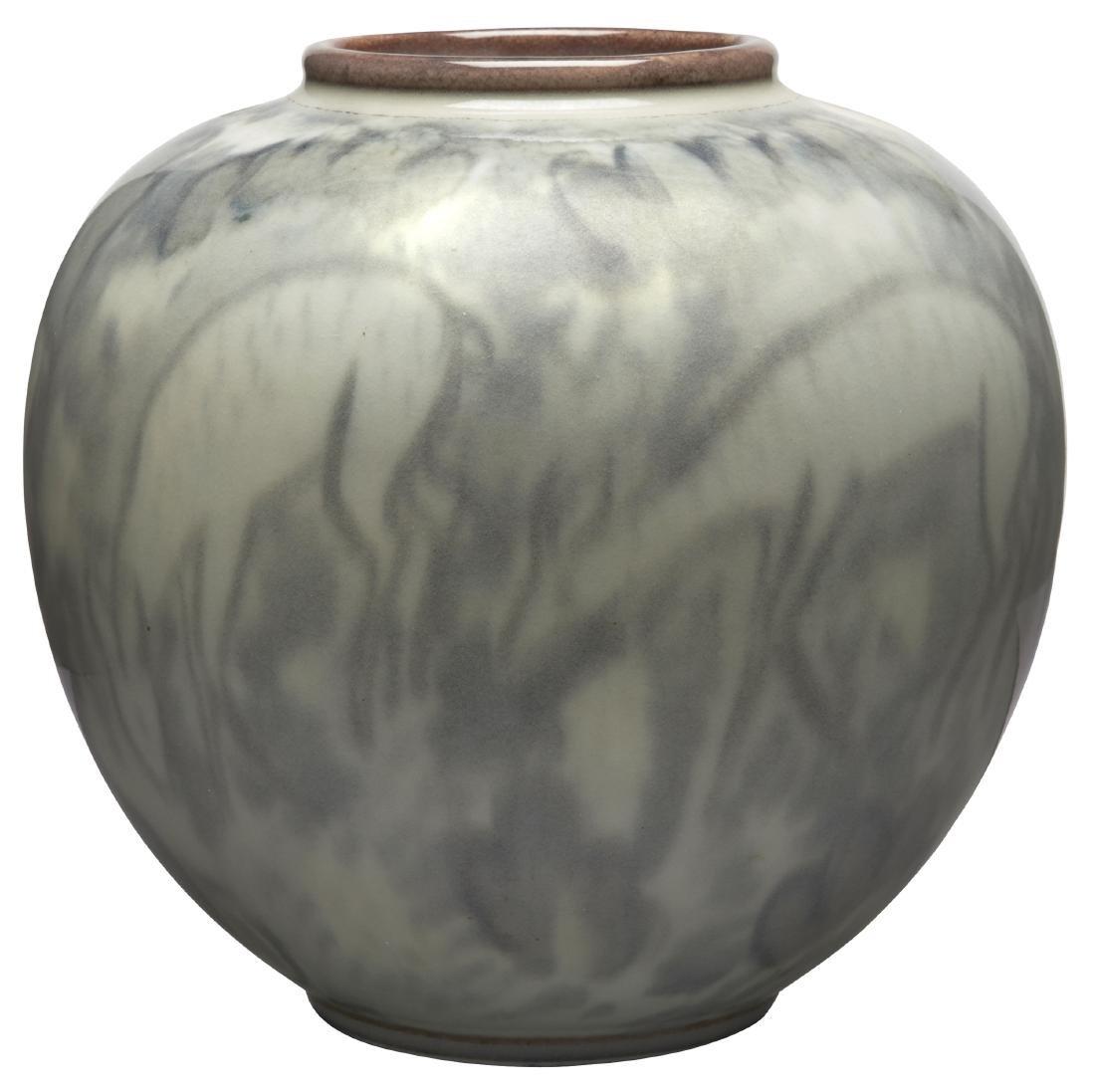 Jens Jensen for Rookwood Pottery vase - 2