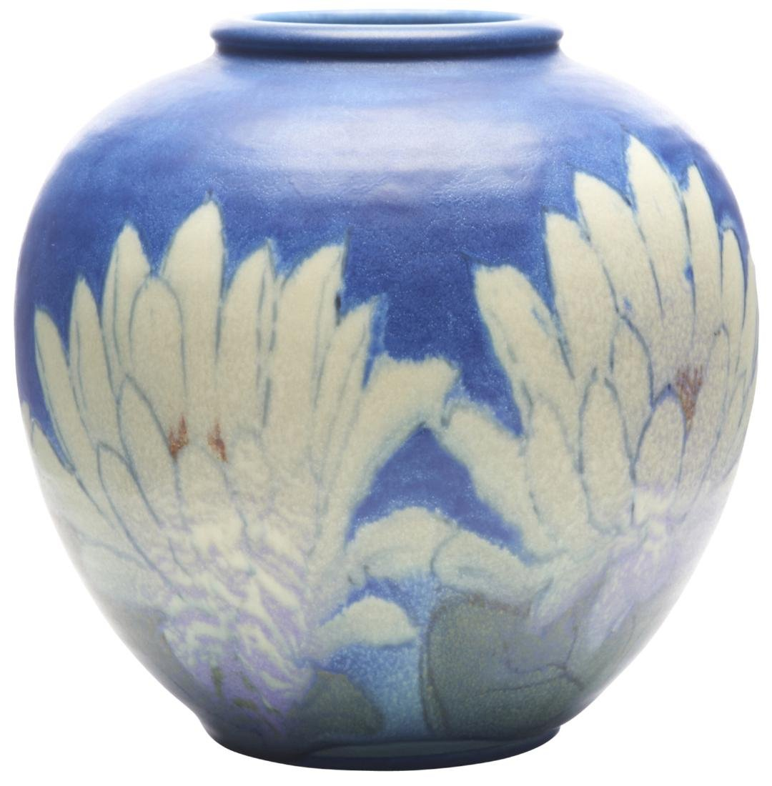 Kataro Shirayamadani for Rookwood Pottery vase
