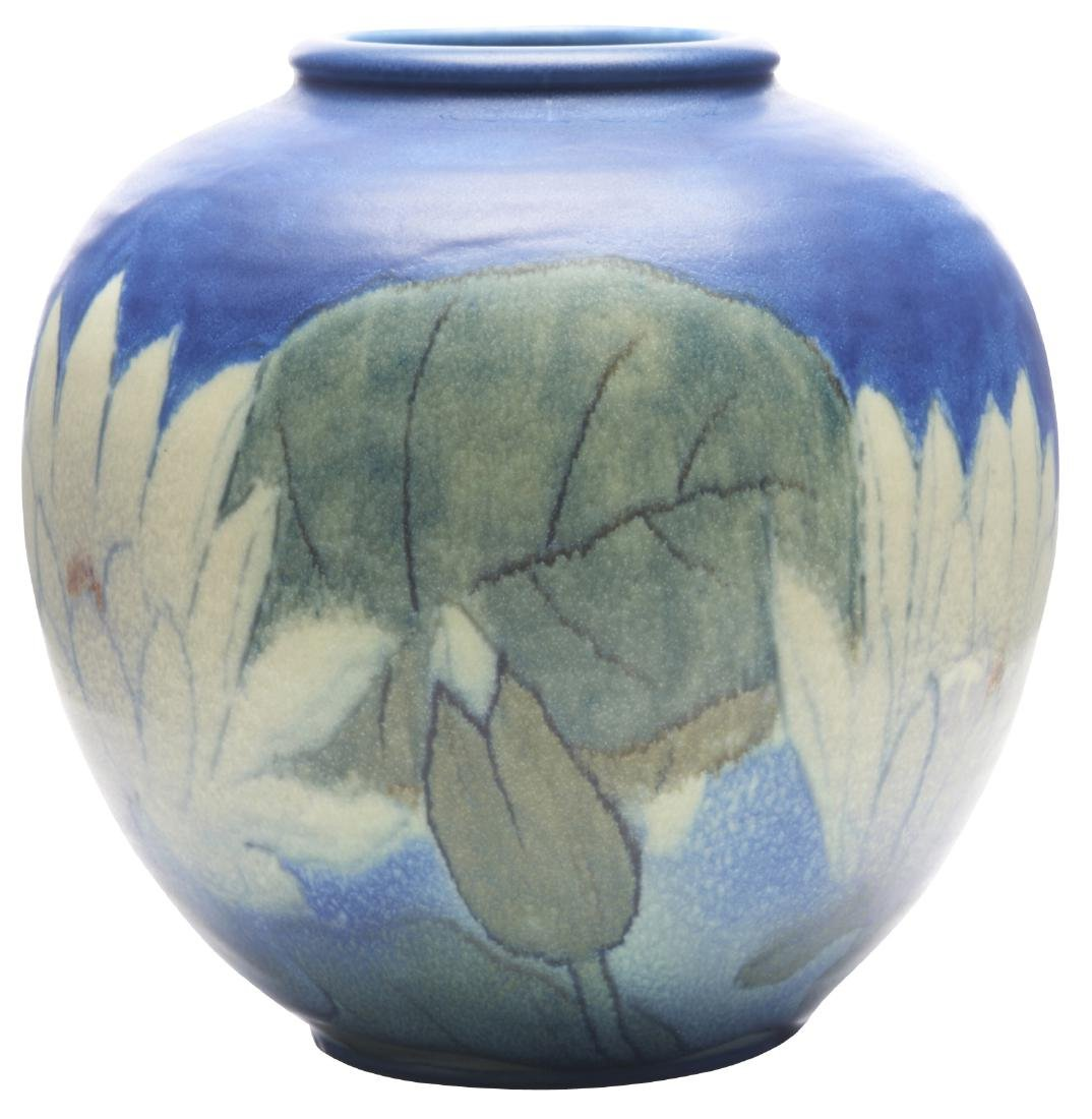 Kataro Shirayamadani for Rookwood Pottery vase - 2