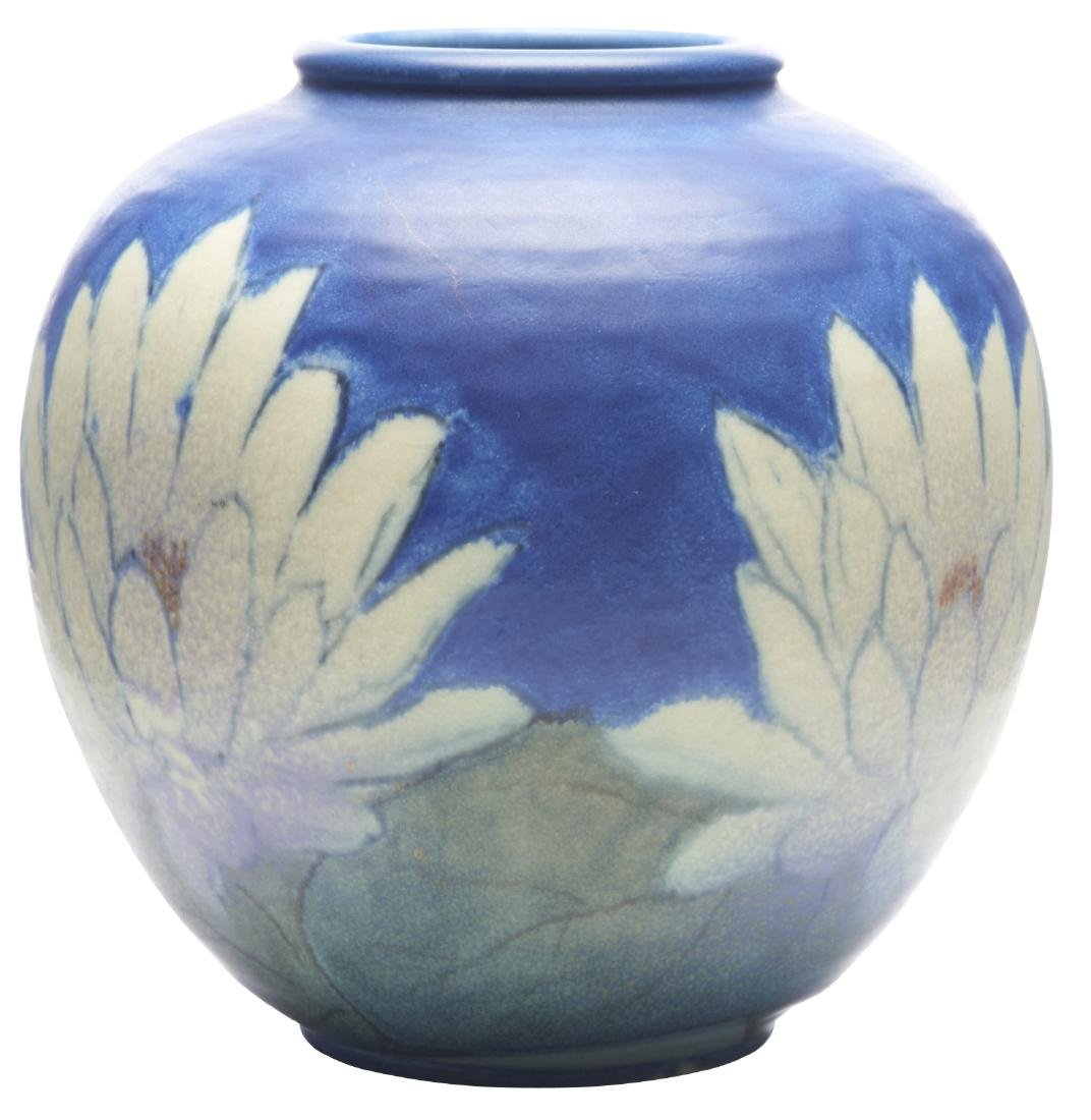 Kataro Shirayamadani for Rookwood Pottery vase - 3