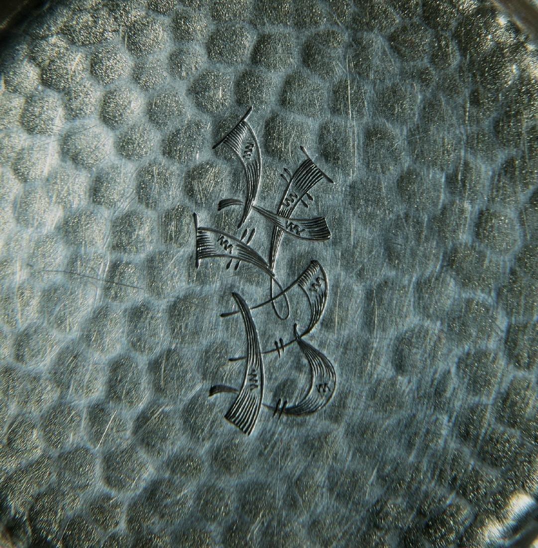Tiffany & Co. salt cellars, spoons, plates - 6