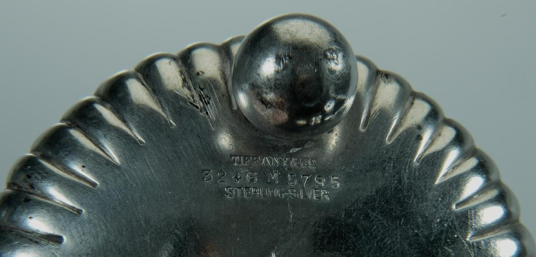 Tiffany & Co. salt cellars, spoons, plates - 7