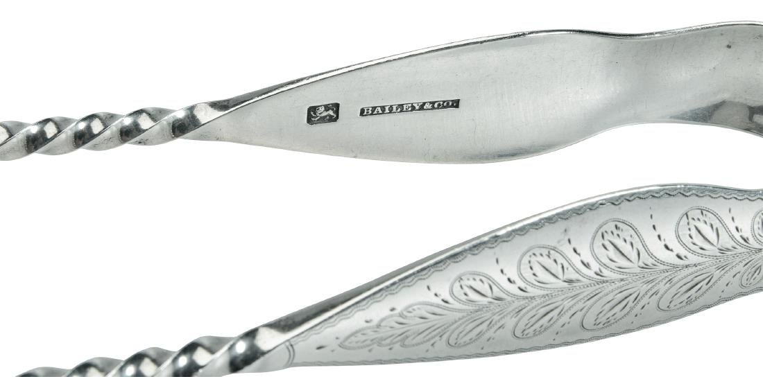 Bailey and Co. serving tongs - 3