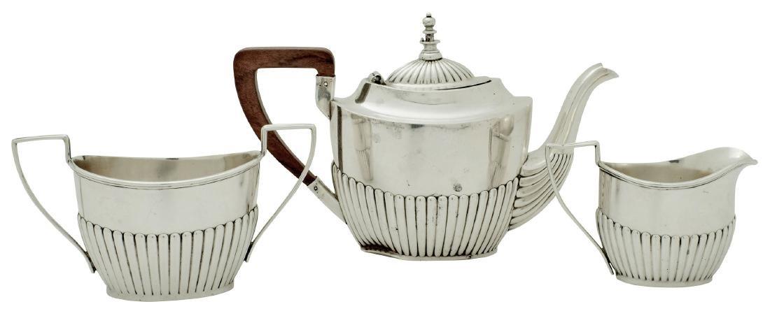 Gorham tea service