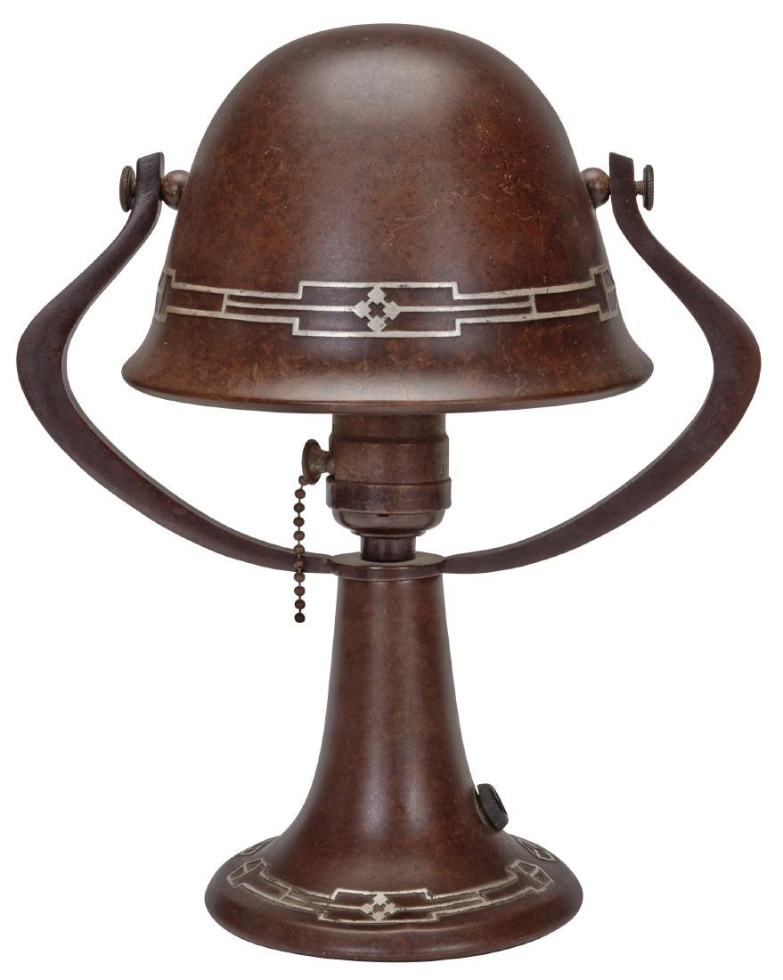 Heintz Art Metal lamp