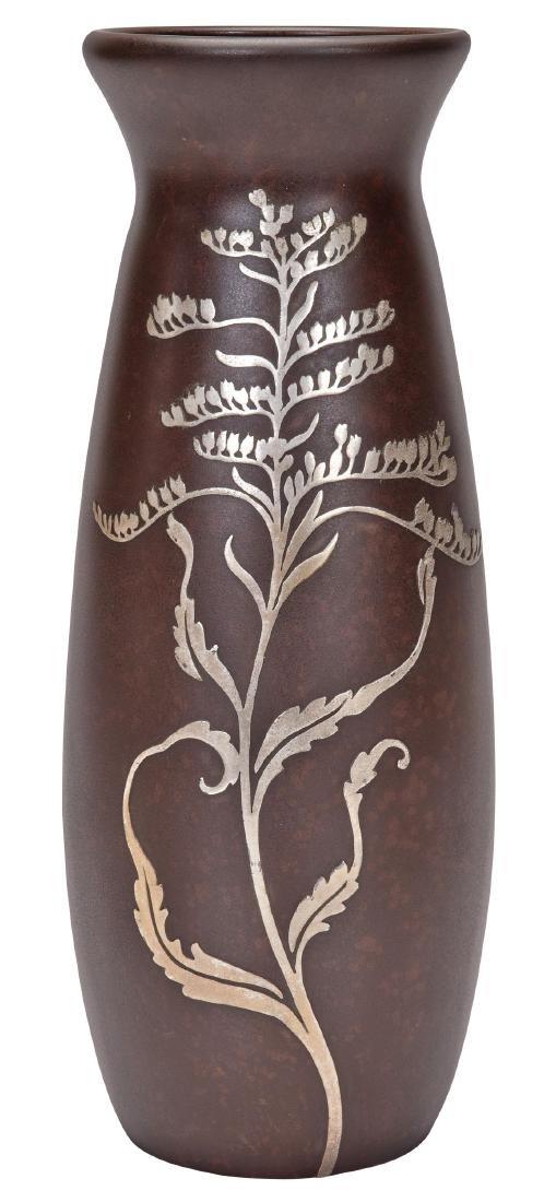 Heintz Art Metal vase