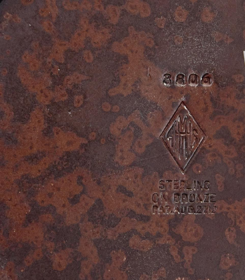 Heintz Art Metal vase - 2
