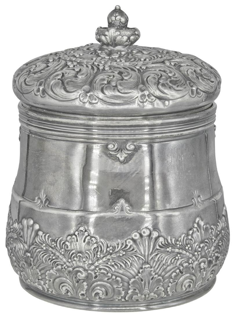 Tiffany & Co. jar