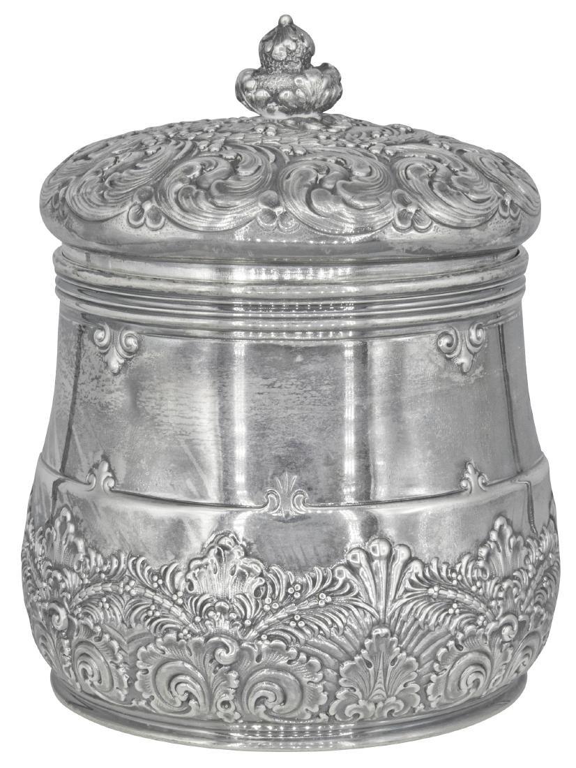 Tiffany & Co. jar - 2