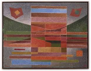 Werner Drewes (German-American, 1899-1985)