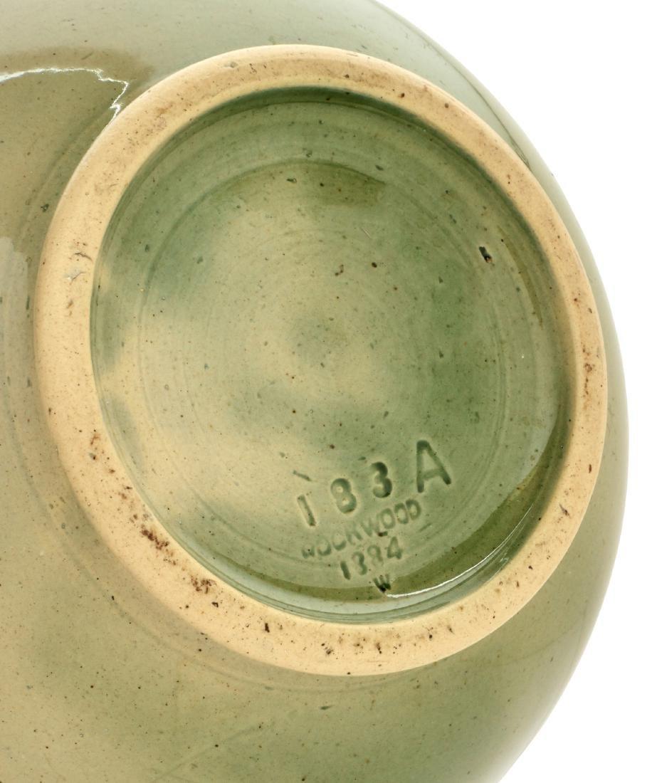 Rookwood Pottery Wisteria ewer - 3