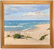 Frank Dudley (American, 1868-1957) Indiana Dunes