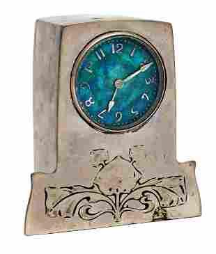 Archibald Knox for Liberty & Co. Cymric desk clock