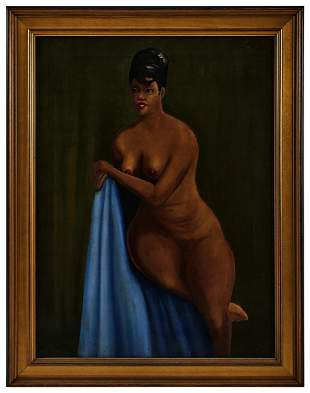 William Sylvester Carter painting