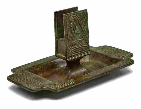 Tiffany Studios ash tray