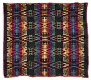 Pendleton Indian trade blanket