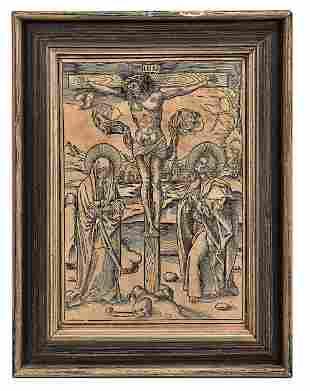 Hans Wechtlin woodcut