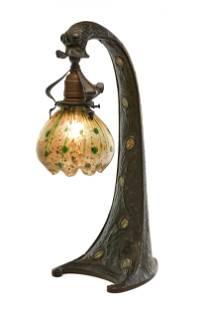 Loetz lamp by E. Bachlavitz