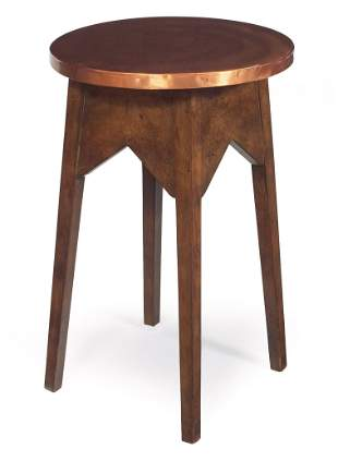 Stickley Brothers drink table, attribution