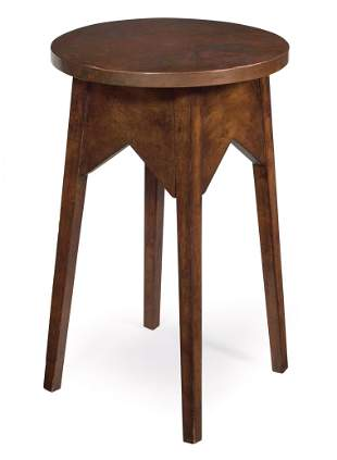 Stickley Brothers drink table attribution