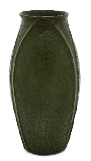 Grueby vase