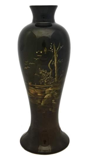 Weller Dickensware vase