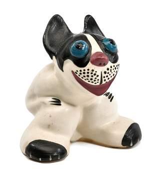 Weller Pottery figurine