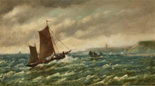 David James painting