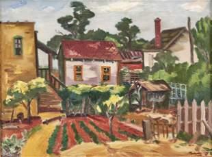 Jan Matulka painting