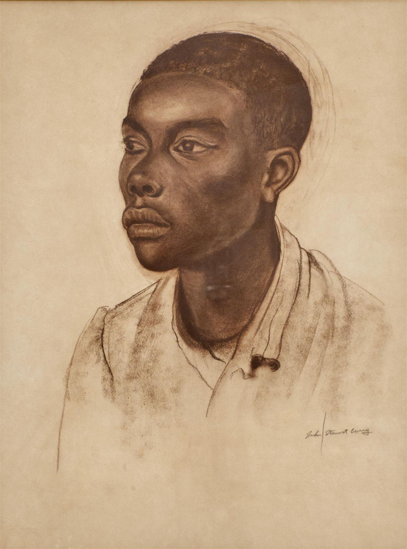 John Steuart Curry painting