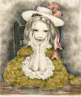 Julia Thecla lithograph