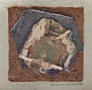 Mildred Fischer mixed media