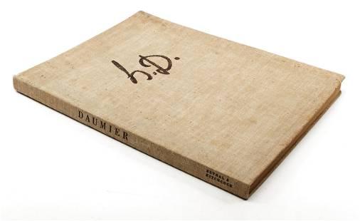 Daumier book