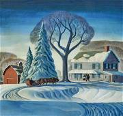 Dale Nichols painting