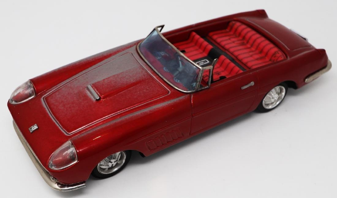 Ferrari Model car 250 GT Convertible