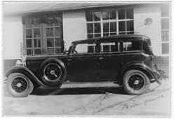 Mercedes-Benz Original b/w company press photo Erdmann