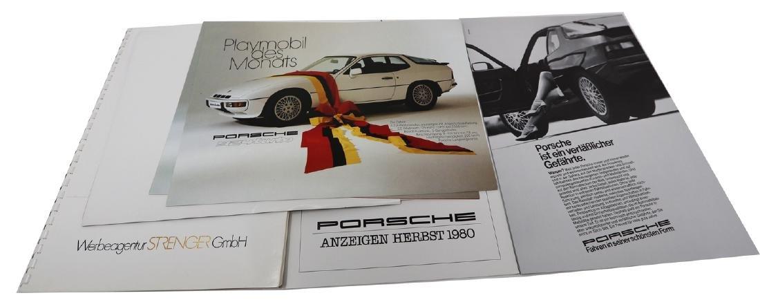 Porsche Strenger Folder 'Porsche Präsentation